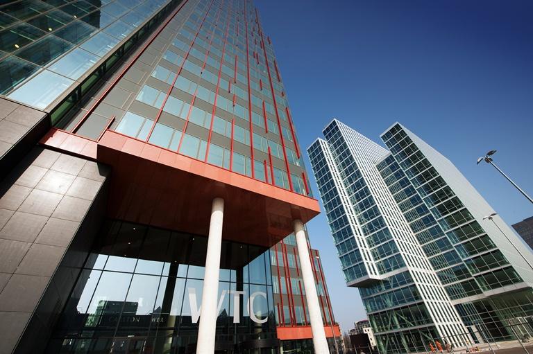 WTC almere - kantoor van Epicwebsite