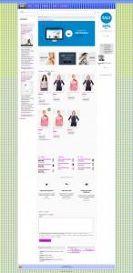 Online kleding webwinkel foto