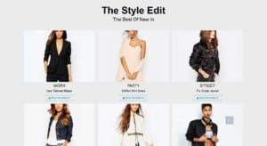 Een foto van webwinkel maken voor kleding webshop