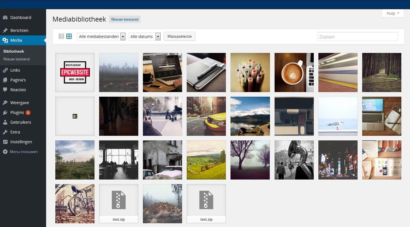 dit is een foto voor Wat is cms een WordPress website laten maken met CMS post