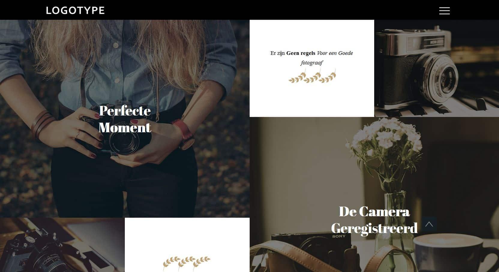 WordPress website laten maken foto