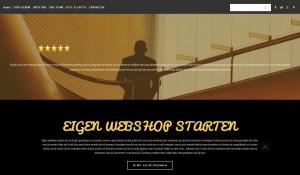 Foto WordPress website laten maken
