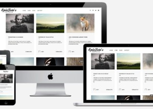 foto website
