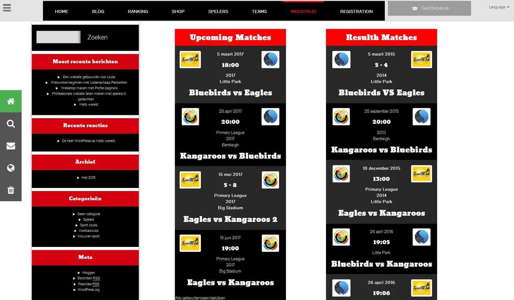 Een op maat gemaakte website met Kalender Systeem laten maken