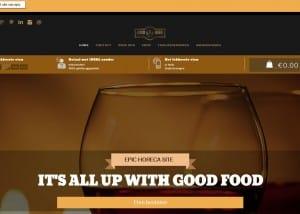 een foto van de epicwebsite restaurant site 1