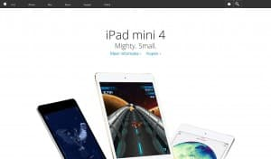 apple website laten maken