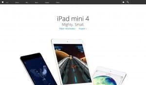 apple website laten maken