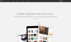 Een webshop laten maken zoals appel.com