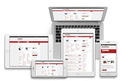 dit is een foto van de wordpress marktplaatssite maken