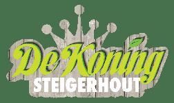 De logo van Steigerhout