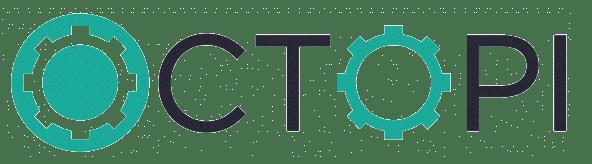 De logo van Octopi