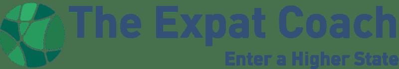 The expat coach logo