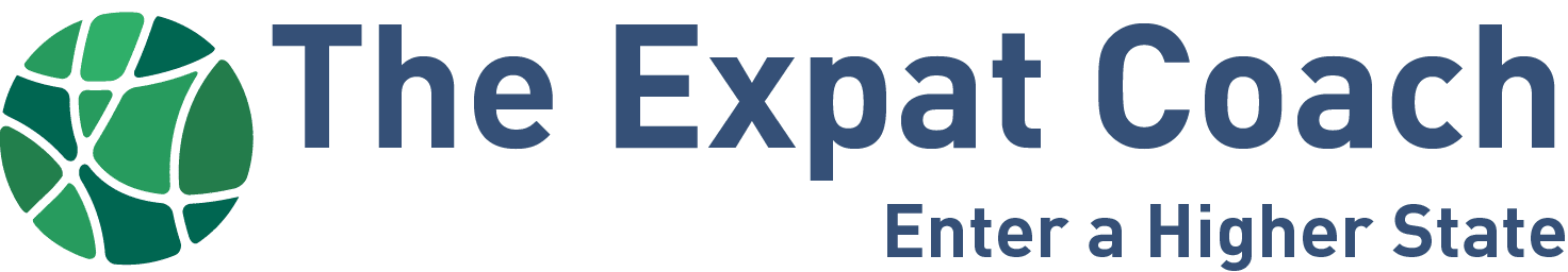 The expat coach logo