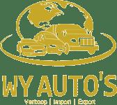 website voor wy autos gemaakt
