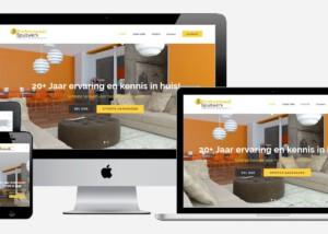 Schilderwerk Website laten Maken