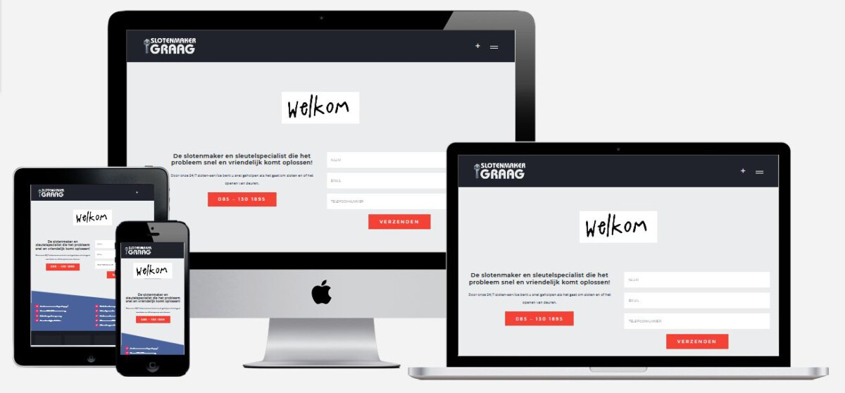 slotenmaker website maken