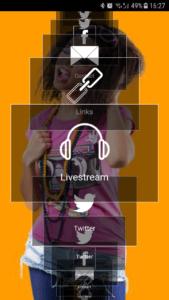 app laten maken radio bingo menu