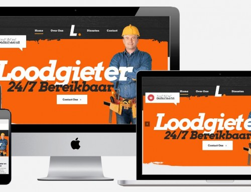 Loodgieter Website Laten Maken