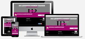 Dames Tassen wordpress Webshop Laten Maken