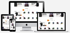 sportshop webshop laten maken wordpress