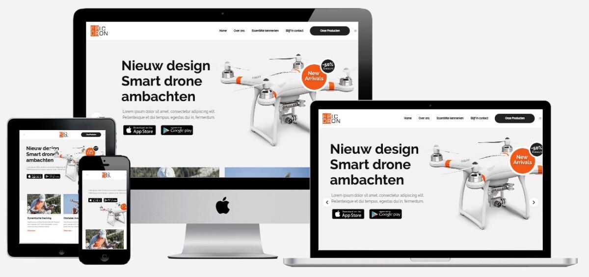 drone-webshop-laten-maken