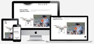 drone-website-laten-maken
