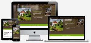 website maken voor vakantiewoning