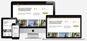 website maken voor verhuur vakantiewoning