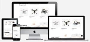 wordpress-drone-webshop-laten-maken