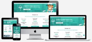 Website laten maken glazenwasser