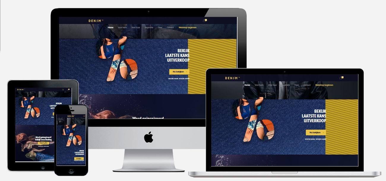 eigen kleding webshop starten