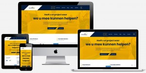 Aannemer website maken