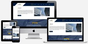 Klusbedrijf website maken