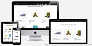 Sportkleding webshop laten maken