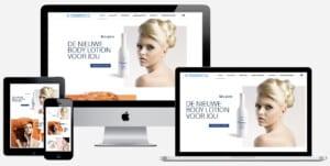 cosmetica webshop laten maken