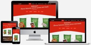 pizzeria website laten bouwen