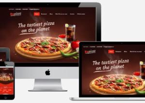 pizzeria website laten maken