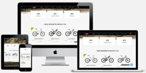 fietsen webshop laten maken