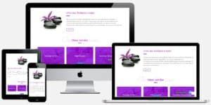 massage website laten maken