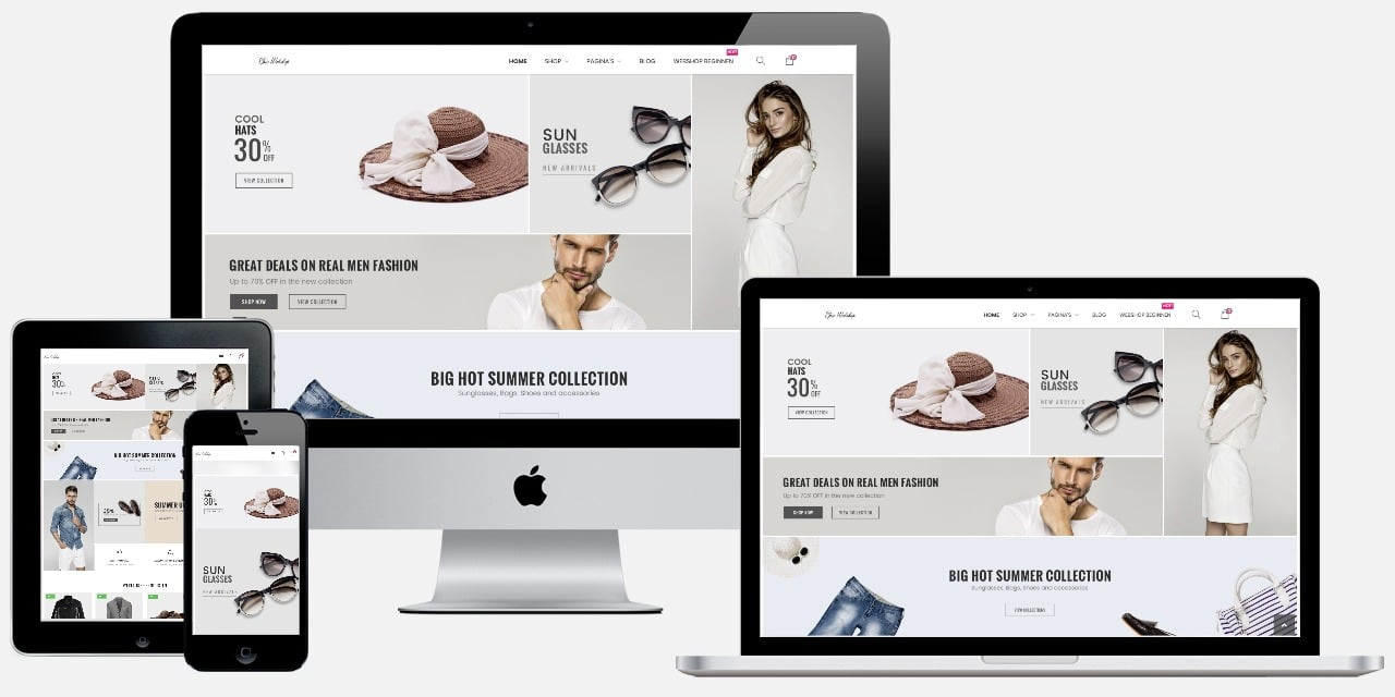 Fashion webwinkel