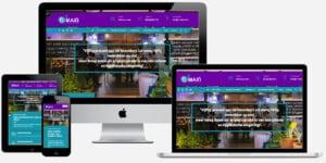 website voor Professionele schoonmaakbedrijf laten maken