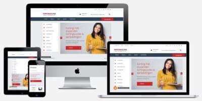 Kortingscode website laten maken