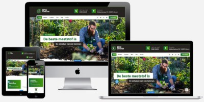 Tuinieren website laten maken