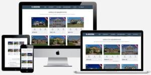 Vakantiehuis verhuur website laten bouwen