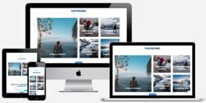 mooie reis website laten maken