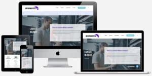 professionele Informatieve website laten maken
