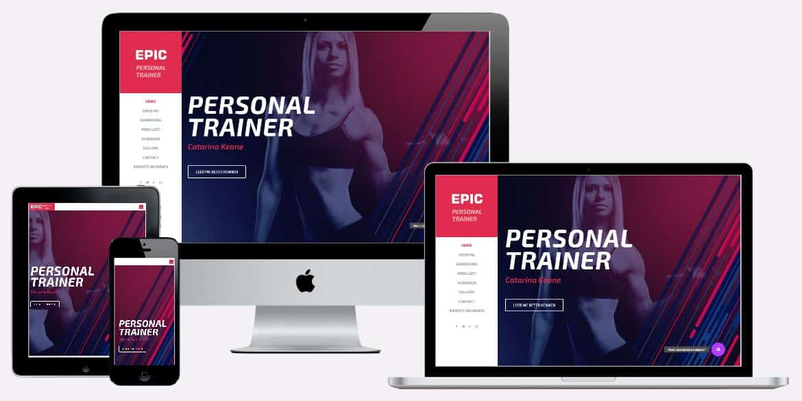 website voor alle coaches en trainers
