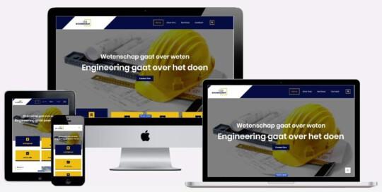 epicwebsite demosite bouwbedrijf