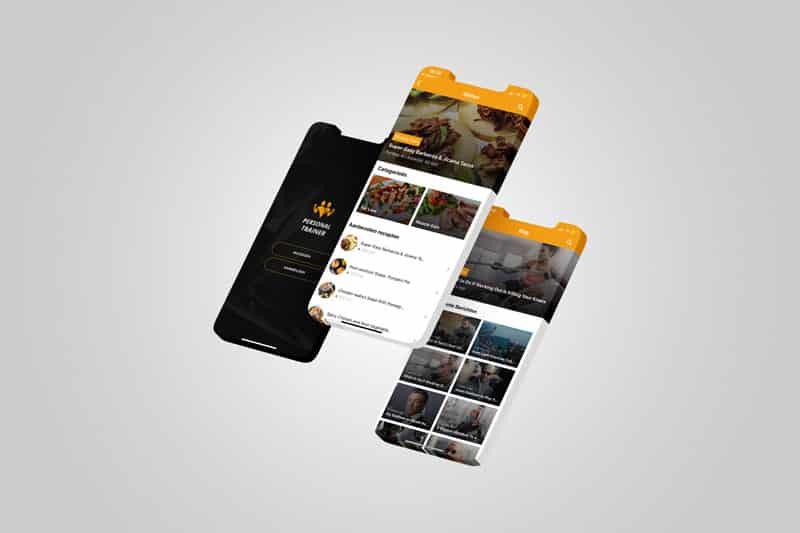 Epic App voor personal trainers
