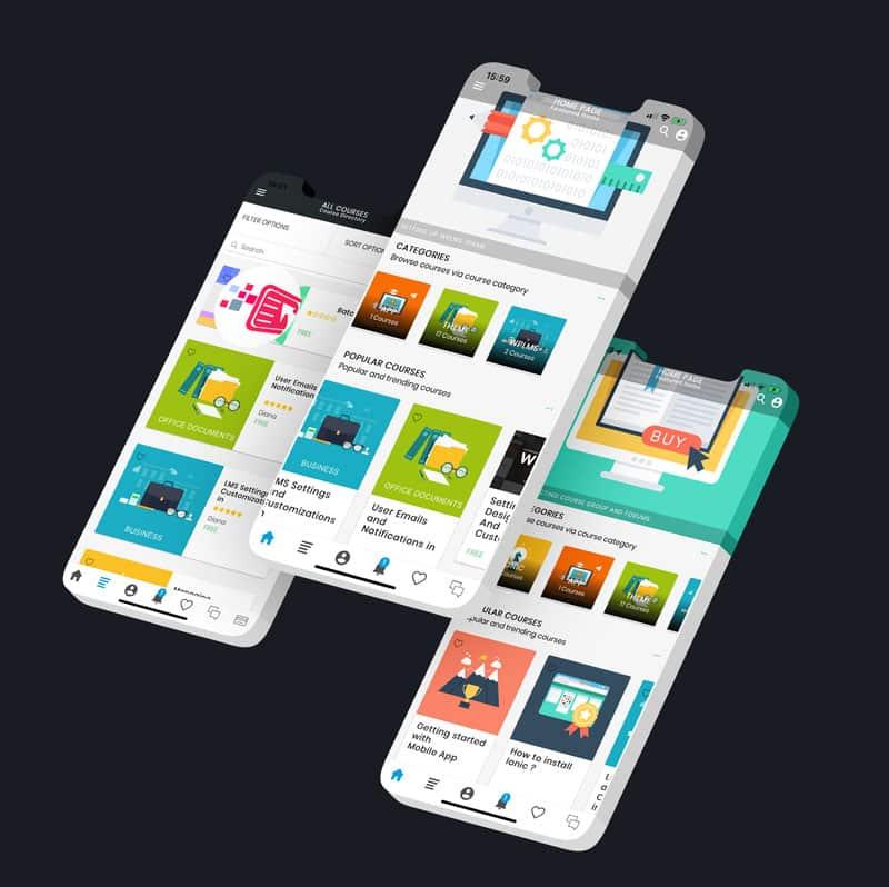 Epic online leren app